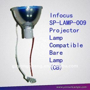 Compatible Projector Lamp Infocus SP-LAMP-009 For LP-X1/A,SP4800,LS4800