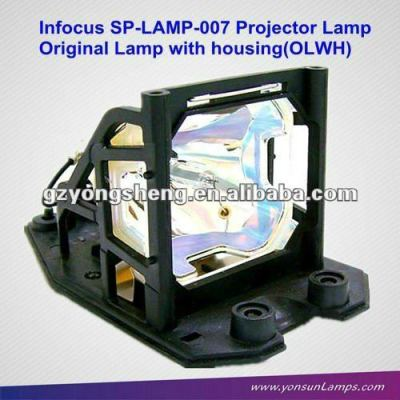 Lampe des Projektors SP-Lamp-007 FÜR BITTEN UM UM C50/INFOCUS Langspielplatte 250