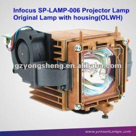Sp- de la lámpara- 006 optoma lámpara del proyector para adaptarse a sp7205 proyector