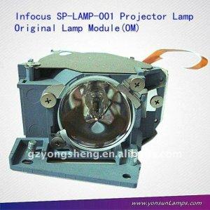 SP-LAMP-001 مصباح بروجيكتور الأصل وحدة لLP790 تحت المجهر