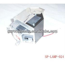 Sp- de la lámpara- 024 lámpara del proyector infocus para con un excelente rendimiento
