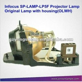 Projector Lamp with housing SP-LAMP-LP5F For Infocus LP-520