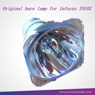 Für infocus sp- lampe- 061 in102 ursprünglichen nackten projektorlampe