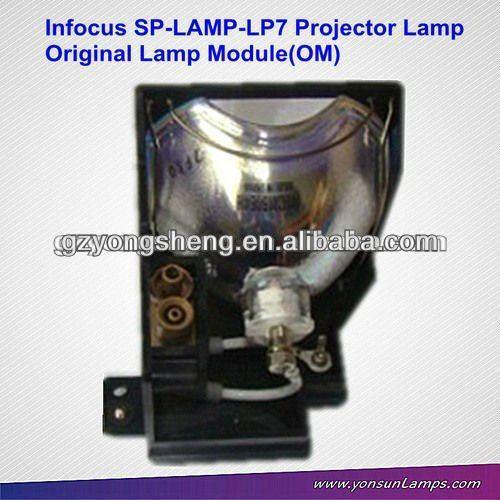 oem تحت المجهر sp-- مصباح-- lp7 lp-720 البروجيكتور مصباح ضوئي