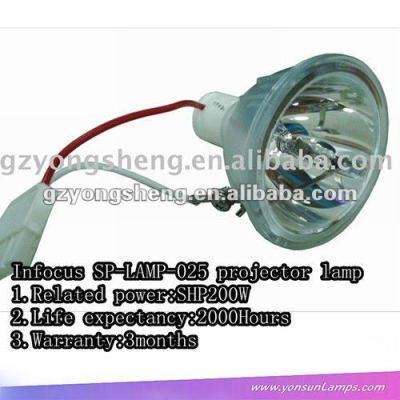 Sp- lampe- 025 projektor lampe für infocus mit hervorragender qualität