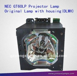 ang gt60lp projektor lampe passen für nec gt6000 projektor
