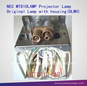 مصباح ضوئي لnec mt810 mt810lamp، mt1000 الإسقاط
