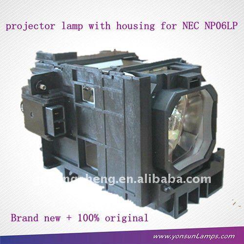 nec البروجيكتور مصباح ضوئي np1150 np06lp