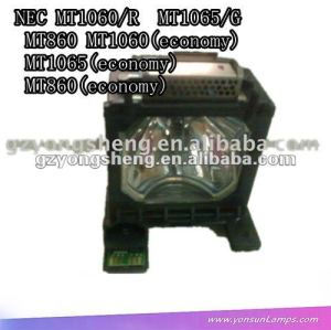 For NEC MT60LP NSH 300W projector bulbs with housing