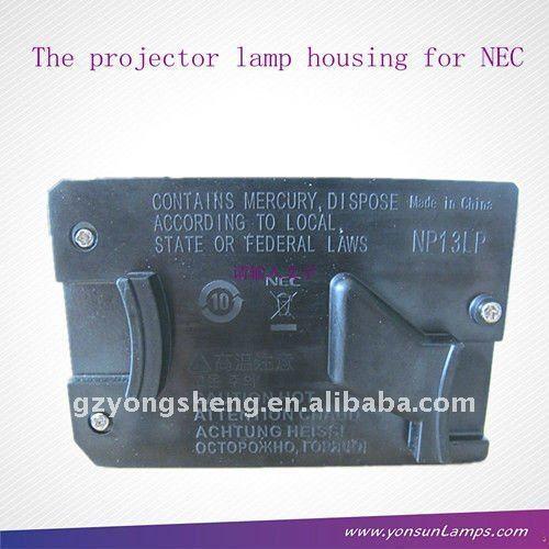 مصباح ضوئي nec np13lp، الأصلي مصباح بروجيكتور nec np13lp