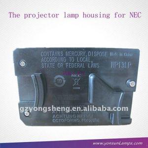 مصباح ضوئي لnec np13lp np210/ 215 مصباح ضوئي