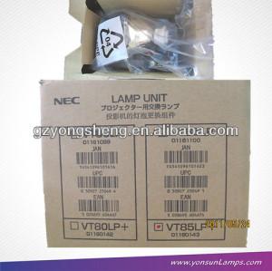 nec vt85lp projektorlampe original fit zu nec vt480 projektorlampe