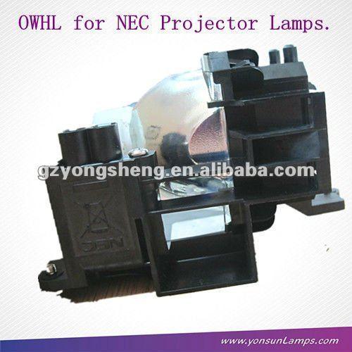 np07lp مصباح ضوئي وبروجكتور np400 لnec