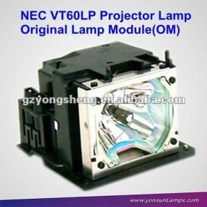 VT60LP replacement lamp fit for NEC VT460 projector lamp