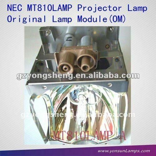 Original projektor-lampen mt810lamp für mt810/mt1000
