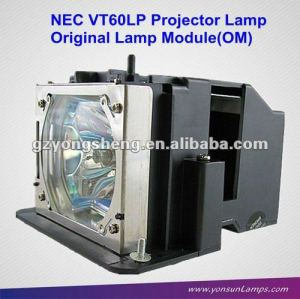 NEC VT60LP projector lamp for VT46,VT460/K,VT465,VT560,VT660/K,VT475