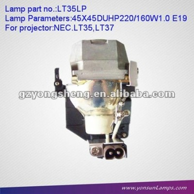 Mercurio lampada del proiettore per lt35lp nec lt35/lt37