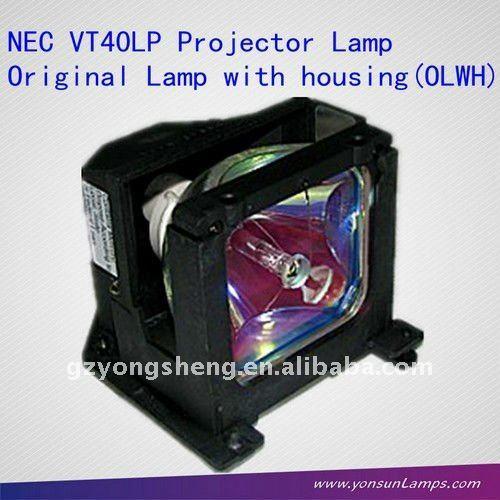 مصباح ضوئي لnec vt40lp مع نوعية ممتازة