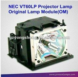 مصباح ضوئي لnec vt60lp مع نوعية ممتازة