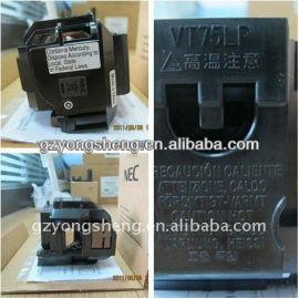 vt75lp lámpara del proyector nec para con una excelente calidad