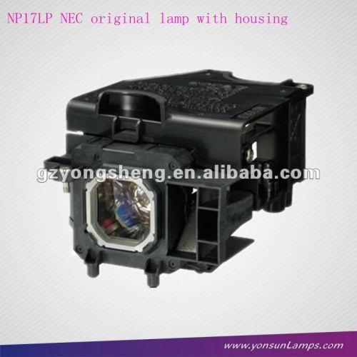 Np17lp ang projectorl lampe, np17lp
