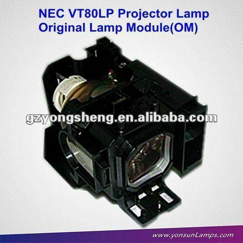 VT80LP مصباح بروجيكتور المستخدمة في العرض VT48