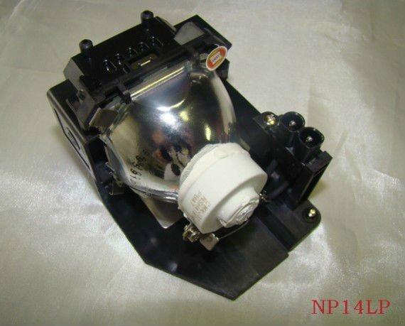 Großhandel- projektorlampe mit gehäuse für np305 np14lp