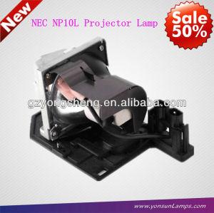 original nec np100 projektor lampe np10lp
