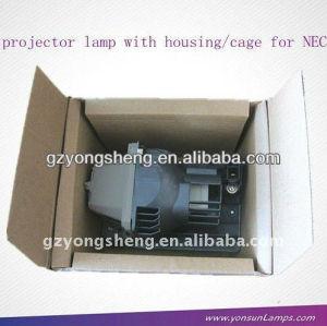 projektorlampe np12lp ang projektorlampe original