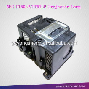 LT51LP NEC projector lamp fit for NEC LT150Z projector lamp