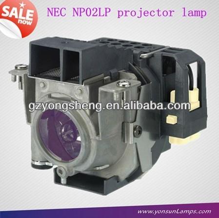 ang np02lp projektorlampe ang lampara de overheadprojektor