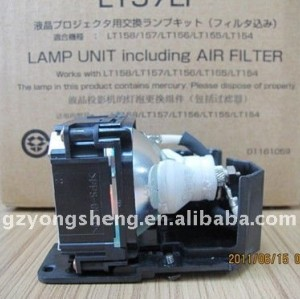 nec projector lt55lp lamp bulb compatible for lt155