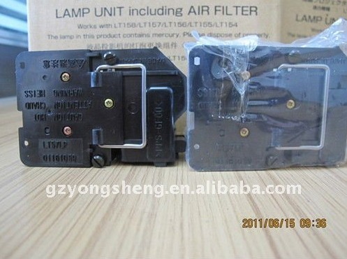 nec projektor lt55lp lampe kompatibel für lt155