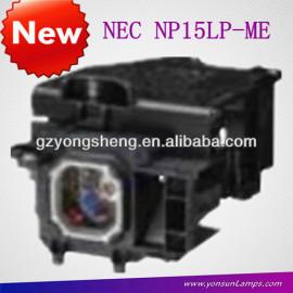 La lámpara del proyector np15lp-me para reemplazar me270 nec proyector