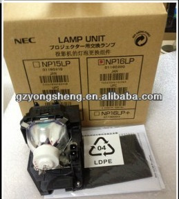cheap price projector lamp/Lowest price for NEC lamp NP16LP