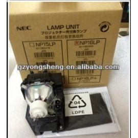 Precio barato de la lámpara del proyector/precio más bajo para nec np16lp de la lámpara