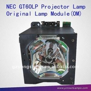 Gt60lp nec projektorlampe für gt5000, gt6000, gt6000r nec projektor