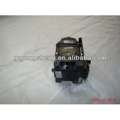 nca np06lp lampada del proiettore in forma per np1150