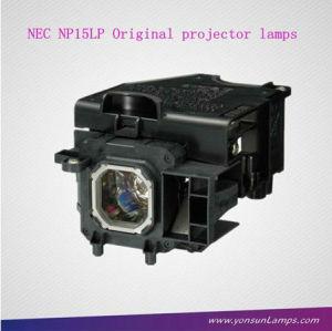 الأصلي مصباح بروجيكتور nec np15lp