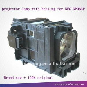 UHP330/264W 1.3 E19.9 projector lamp NEC NP06LP