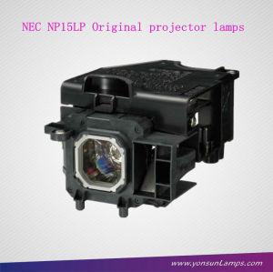 np15lp nec projektor lampe mit gehäuse