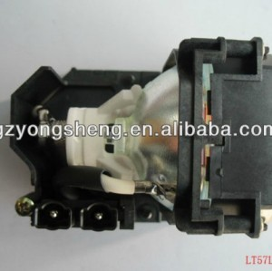 Projector lamp with housing LT57LP for NEC LT157/LT158/LT55