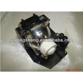 Original lámpara del proyector nec np14lp np305 para, np305edu, np310/+, np405, np430c