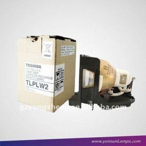 Tlp-lw2 lampada del proiettore per toshiba tlp-s220 proiettore