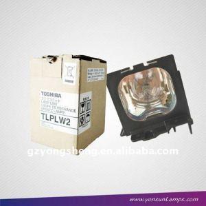 Tlp-lw12 lampada del proiettore per toshiba tlp-t420 proiettore