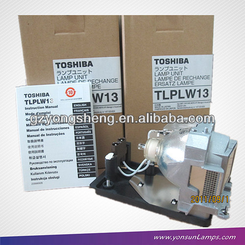 Toshiba tlp-lw13 projektorlampe ersatz für tdp-t350u projektoren