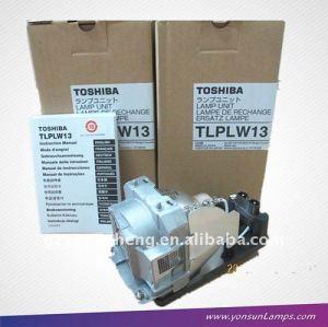 100% originale lampada del proiettore per toshiba tlp-lw13
