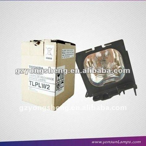Toshiba tlp-lw2 projektorlampe tlp-t720 projektor