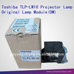 Tlp-lw10 toshiba lampada del proiettore in forma per tdp-t100/U proiettore
