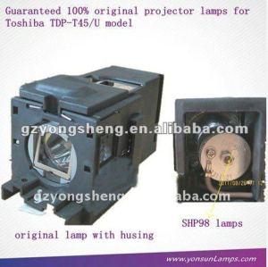 Originale lampada del proiettore per toshiba tlp-lv8